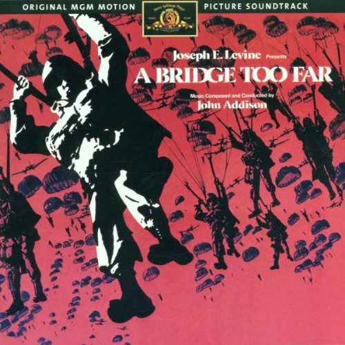 The Movie Scores Bridge Too Far banda sonora John Addison