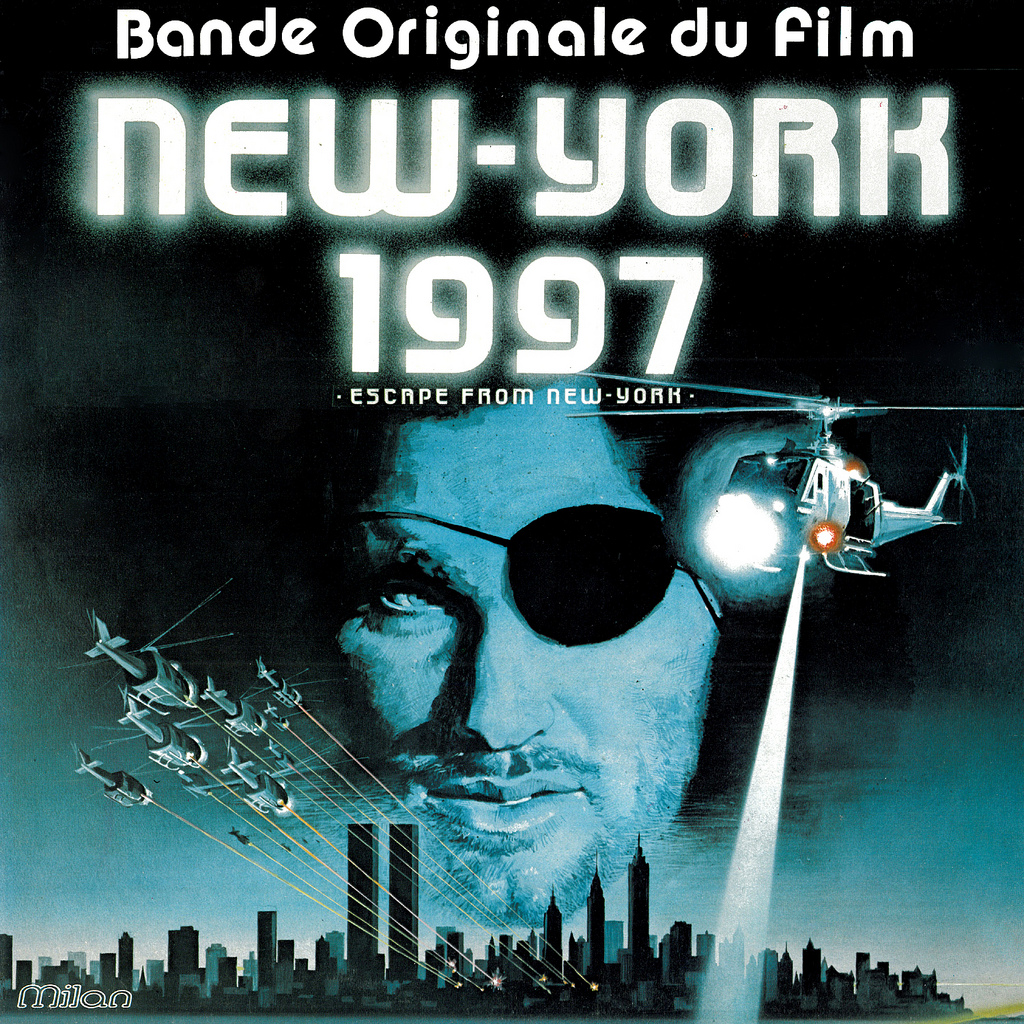 John Carpenter - biografía - compositor - banda sonora - Escape from New York ​- The Movie Score