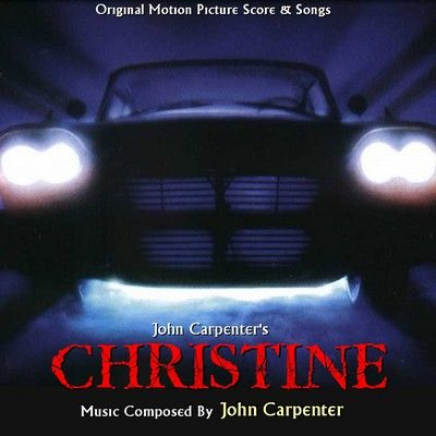 John Carpenter - biografía - compositor - banda sonora - Christine ​- The Movie Score