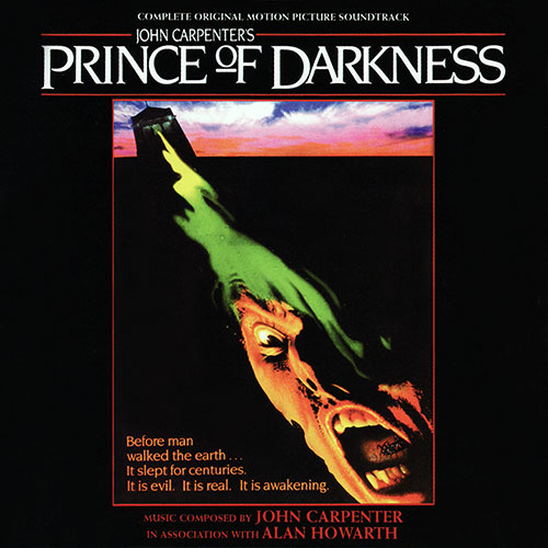 John Carpenter - biografía - compositor - banda sonora - Prince of Darkness ​- The Movie Score