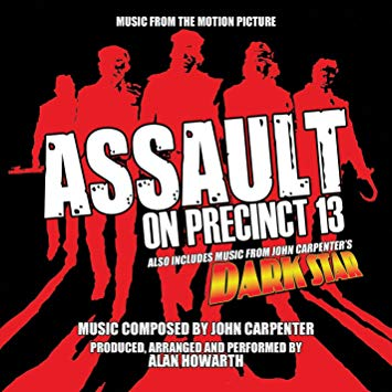 John Carpenter - biografía - compositor - banda sonora - Assault on Precint 13 ​- The Movie Score