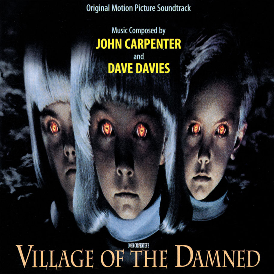 John Carpenter - biografía - compositor - banda sonora - Village of the Damned - The Movie Scores