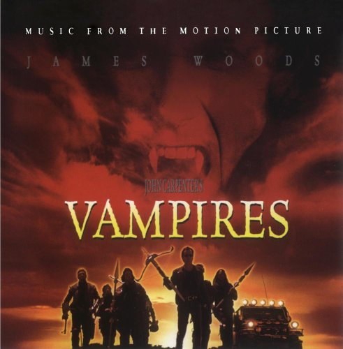 John Carpenter - biografía - compositor - banda sonora - Vampires - The Movie Scores