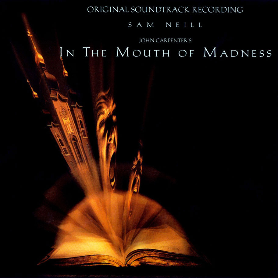 John Carpenter - biografía - compositor - banda sonora - In the Mouth of Madness - The Movie Scores