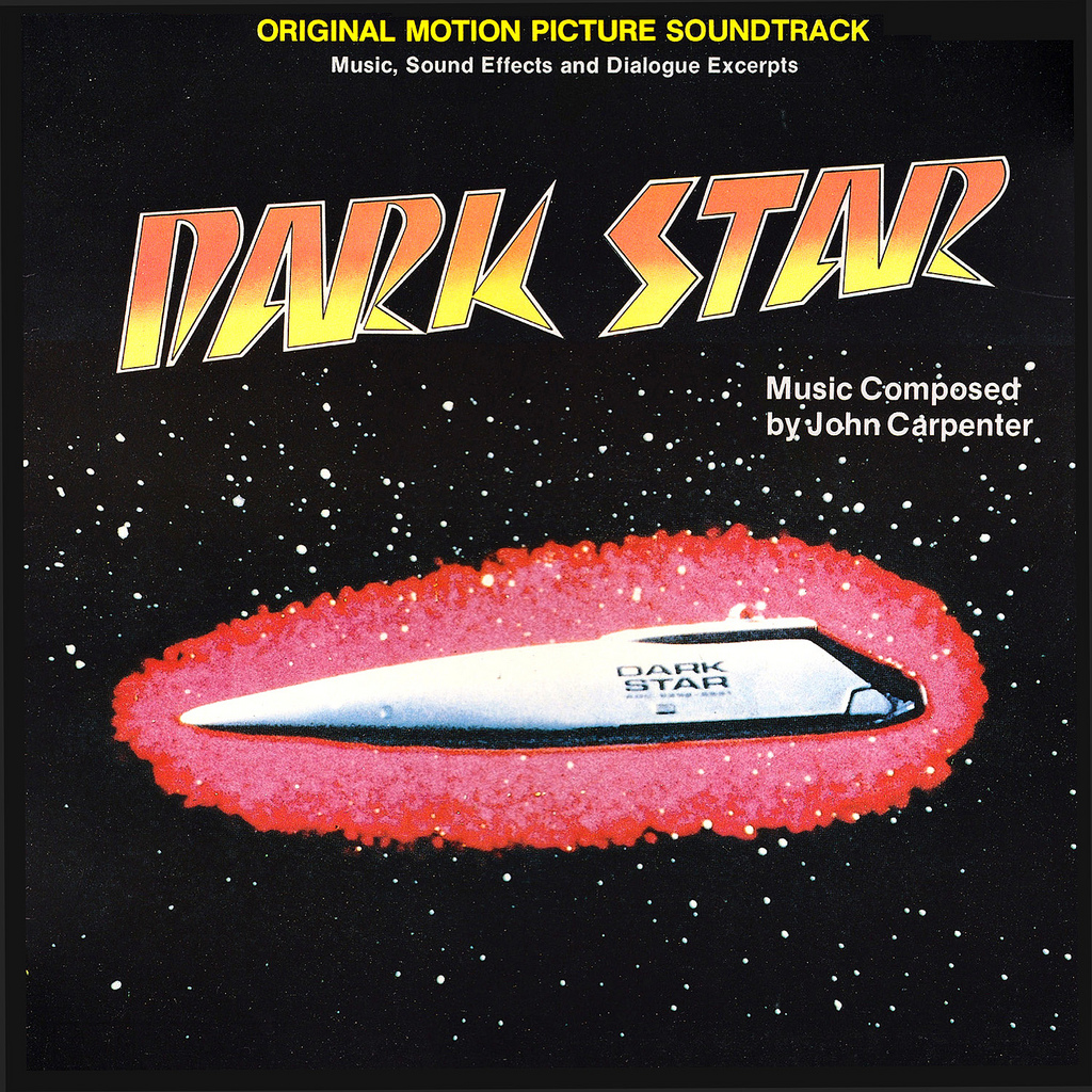John Carpenter - biografía - compositor - banda sonora - Dark Star ​- The Movie Score