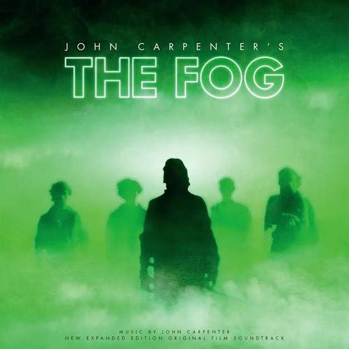 John Carpenter - biografía - compositor - banda sonora - The Fog ​- The Movie Score