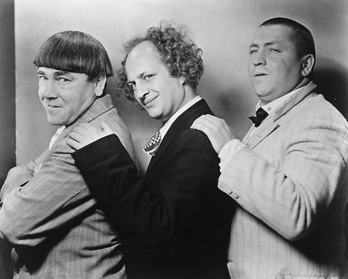 THE THREE STOOGES - Los 3 chiflados - Shemp