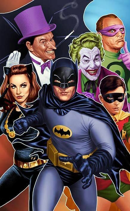 Batman - Serie TV- banda sonora - Neil Hefti - Nelson Riddle - The Movie Scores