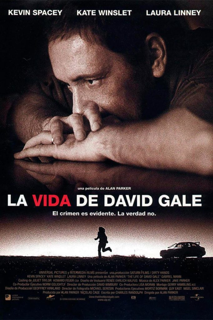 analisis filmico - the live of david gale - the movie scores