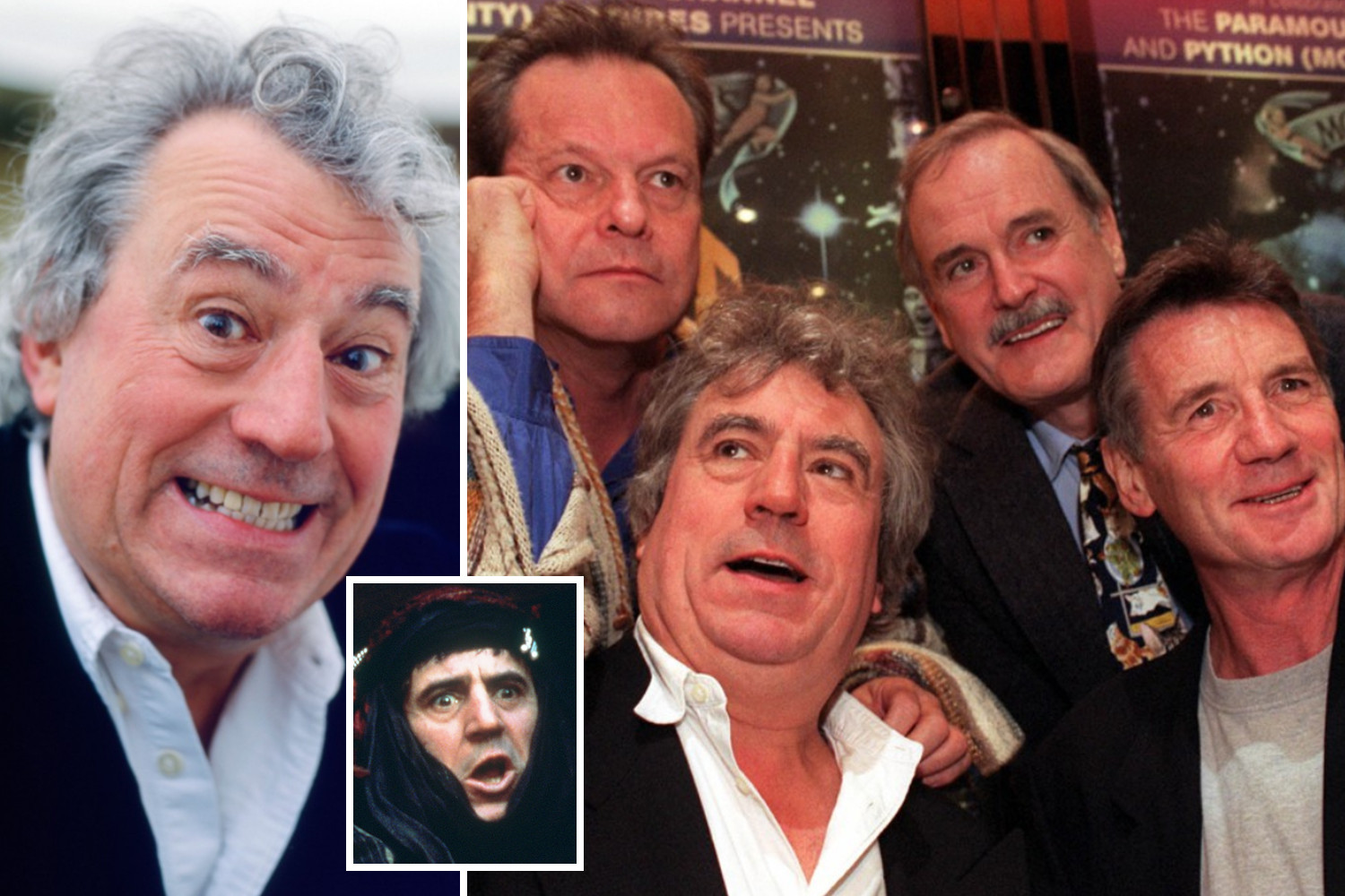 IN MEMORIAM – Terry Jones: La inolvidable «madre» de Brian