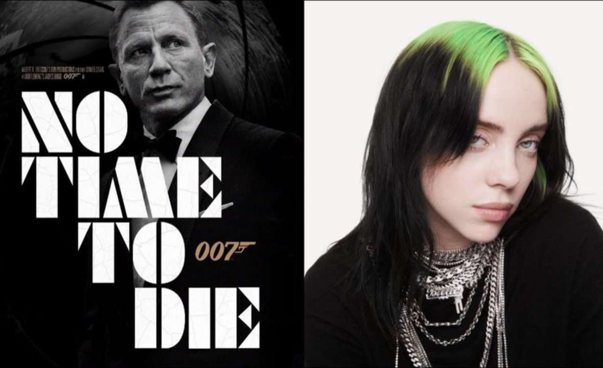 007 No Time to Die – Billie Eilish: Susurros para el nuevo Bond