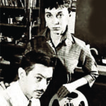 Louis y Bebe Barron - biografía - compositor - banda sonora - The Movie Scores