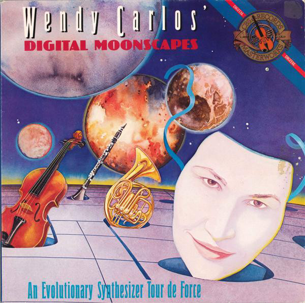 Wendy Carlos - biografía - compositor - banda sonora - Digital Moonscapes - La naranja mecánica - The Movie Scores