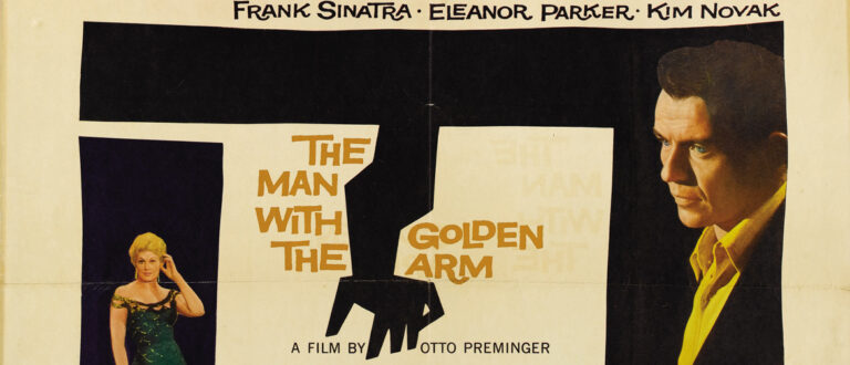THE MAN WITH THE GOLDEN ARM – Elmer Bernstein: El temeroso Hombre del Brazo de Oro