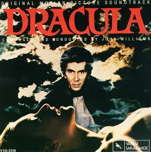 Dracula de John Williams Banda sonora Audio CD 2021
