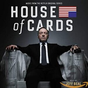 House of Cards  Jeff Beal Audio CD 2021