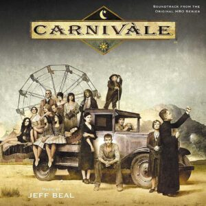 Jeff Beal – Carnivale Aa.Vv. Audio CD – 2021