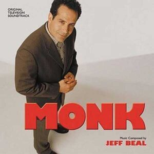 Jeff Beal – Monk – Audio CD – 2021