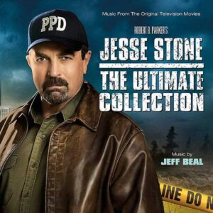 Jeff Beal – Jesse Stone – Audio CD 2021