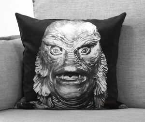 LPLPOL Funda de almohada Creature from The Black Lagoon 2021