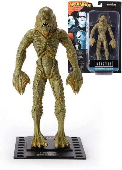 BendyFigs Creature from The Black Lagoon - The Movie Scores