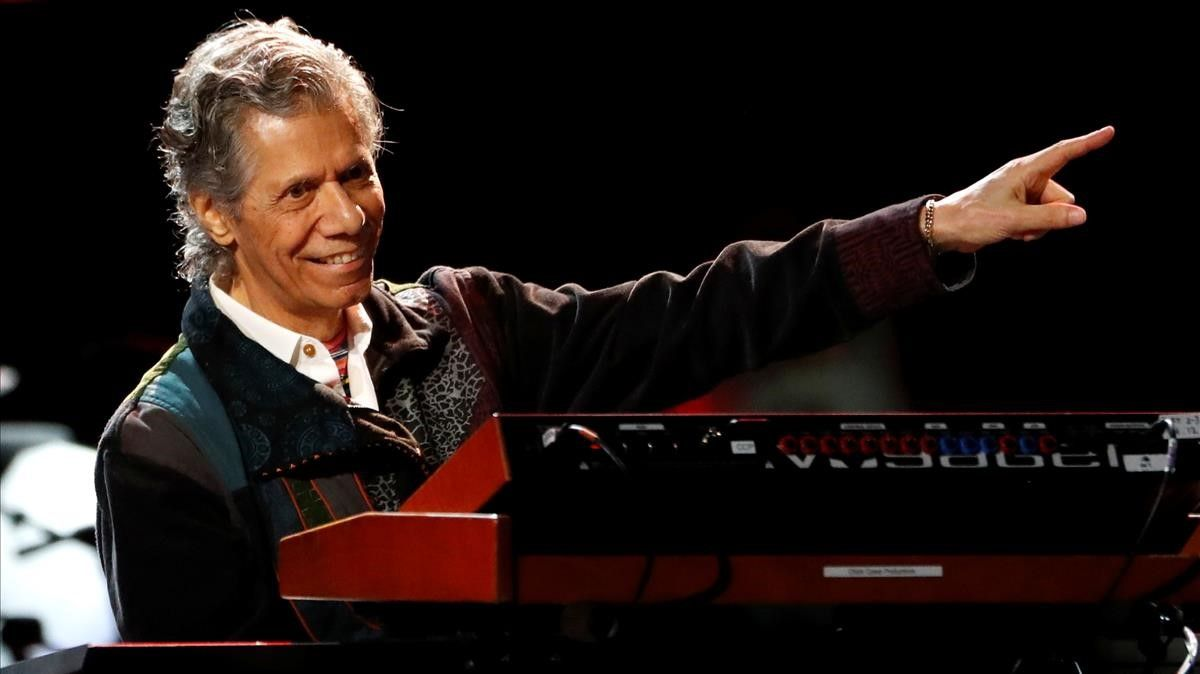 The Movie Scores Chick Corea biografía