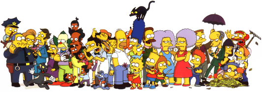 The Movie Scores The Simpsons banda sonora Danny Elfman