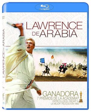 Lawrence de Arabia – Blu-ray