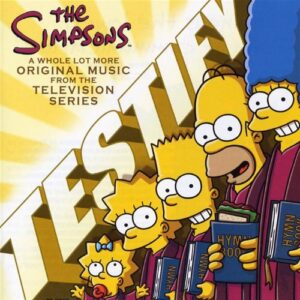 Los Simpsons Testify: a Whole Lot more