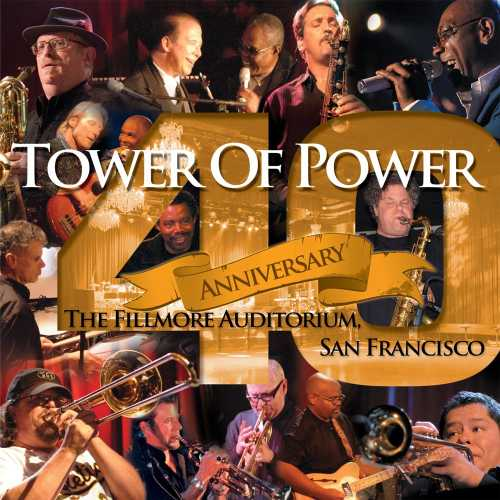 Tower of Power - Fritz the Cat - Nine Lives of Fritz the Cat - banda sonora - The Movie Scores