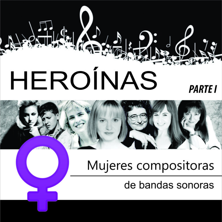 Mujeres compositoras banda sonora The Movie Scores