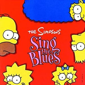 The Simpsons Sing The Blues (Reed)