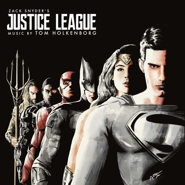 Justice League soundtrack The Movie Scores