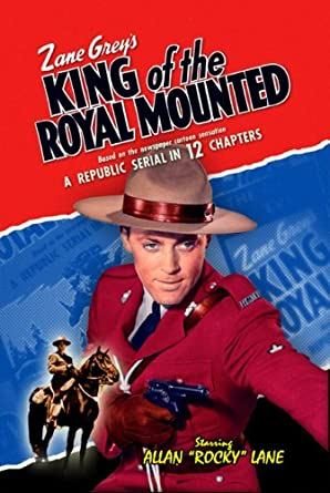 King of the Royal Mounted - William Lava - banda sonora - The Movie Scores