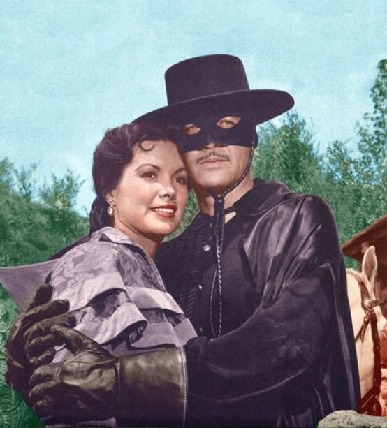 Zorro - 1957 - Disney - Guy Williams - Jolene Brand - William Lava - banda sonora - The Movie Scores