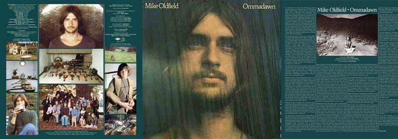 Mike Oldfield - Ommadawn- The Movie Scores