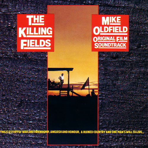 Mike Oldfield - The Killing Fields - banda sonora - The Movie Scores