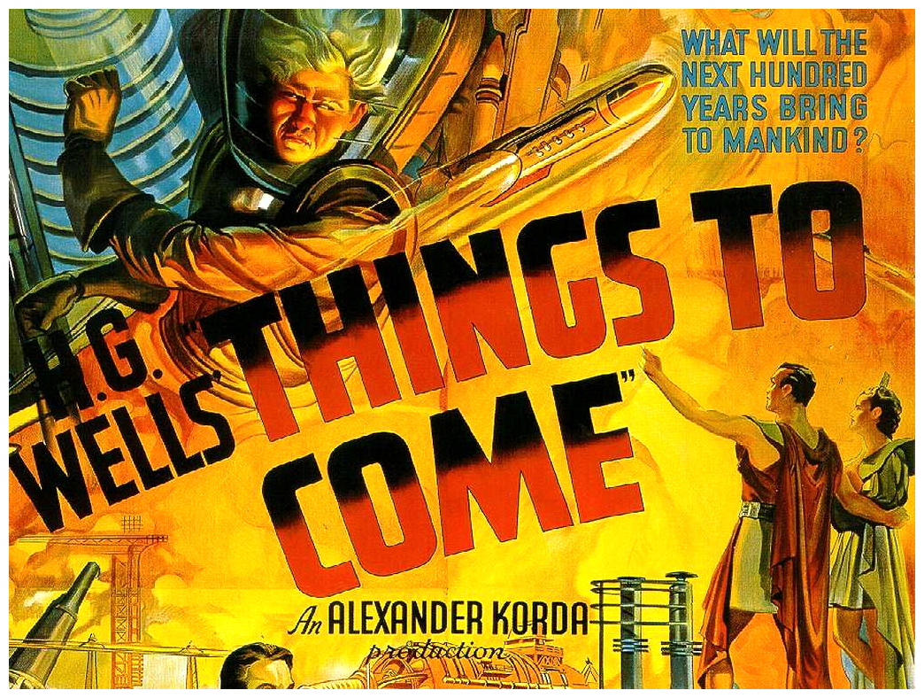 Things to Come - banda sonora - Arthur Bliss - the Movie Scores