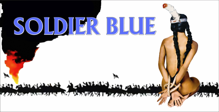 Soldier Blue - 1970 - Roy Budd - banda sonora - the Movie Scores