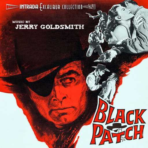 The Black Patch - Jerry Goldsmith - banda sonora - the Movie Scores